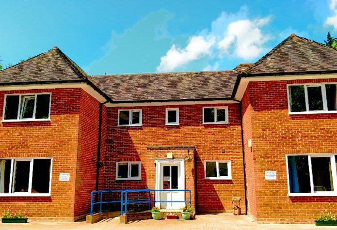 Front of Brook lane care service