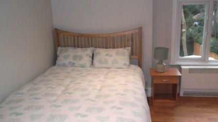 Bedroom at London Road care service