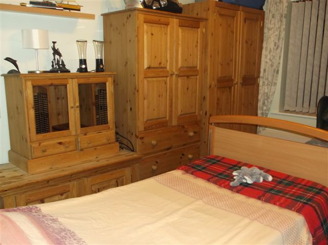 Large bed in the marshes care home