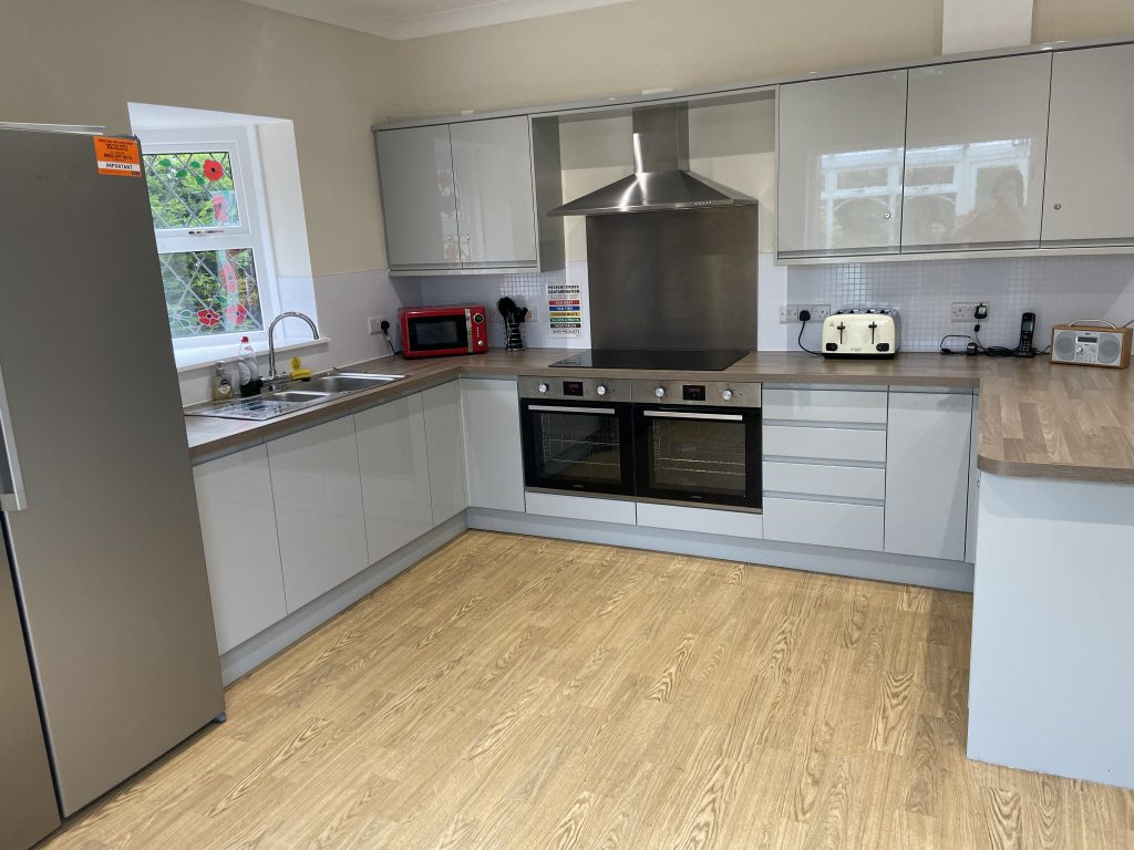 Kitchen at Achieve Together White Lodge Home