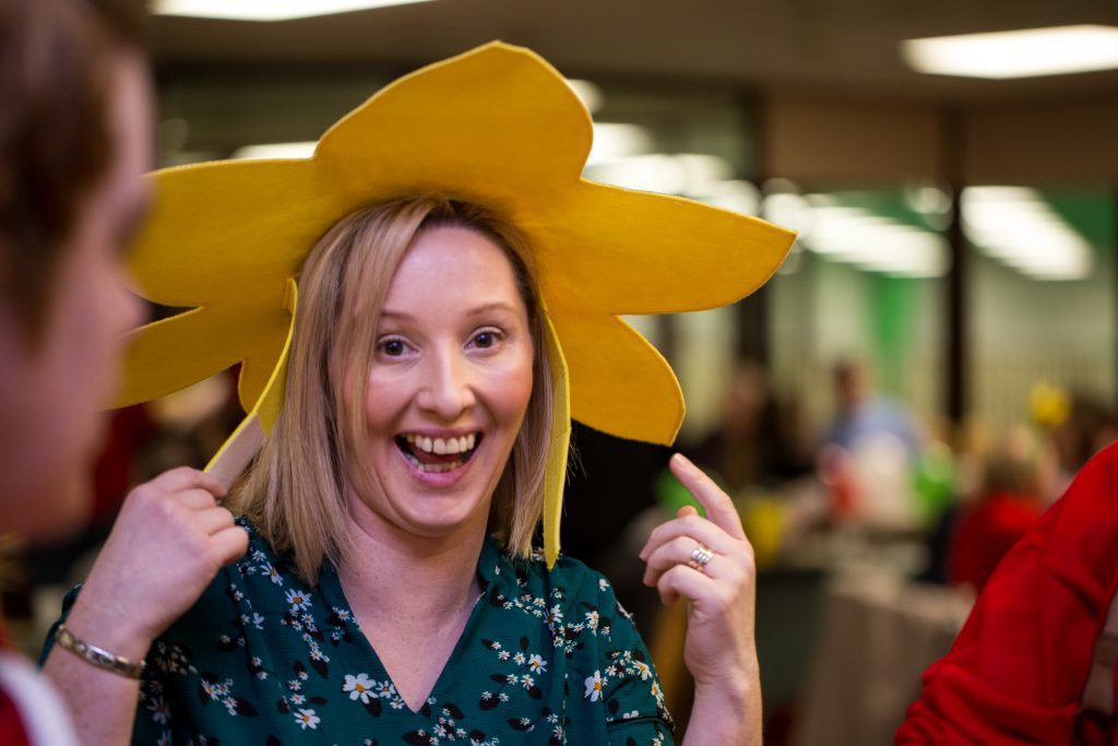 We love all things Welsh, including Daffodils!