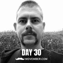 Tim does Movember at achieve together